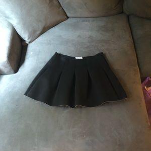 Alexander Wang Size 8 Mini Skirt